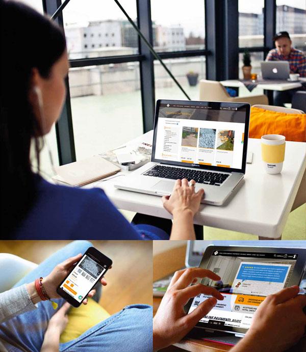 Sviluppo ecommerce per FG Stone Design